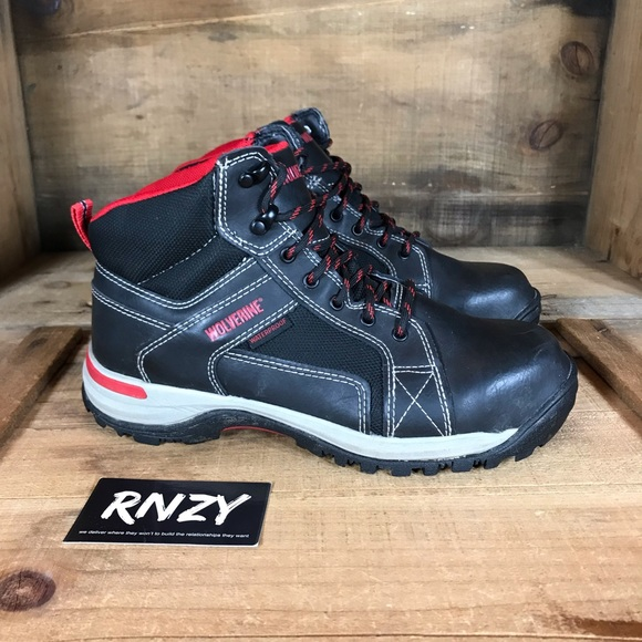 176b6f5c60a Wolverine Waterproof Composite Toe Work Boot